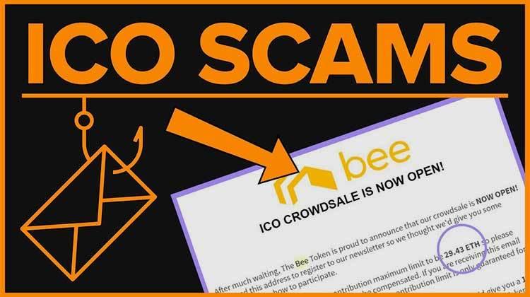 El phishing continua ganando dinero a costa de las ICO