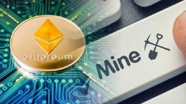 ¿cómo minar Ethereum?