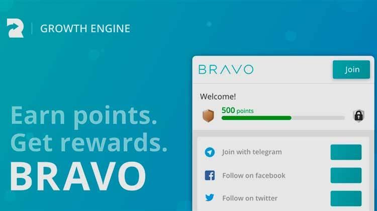 Airdrop Bravopay con 3 millones de tokens