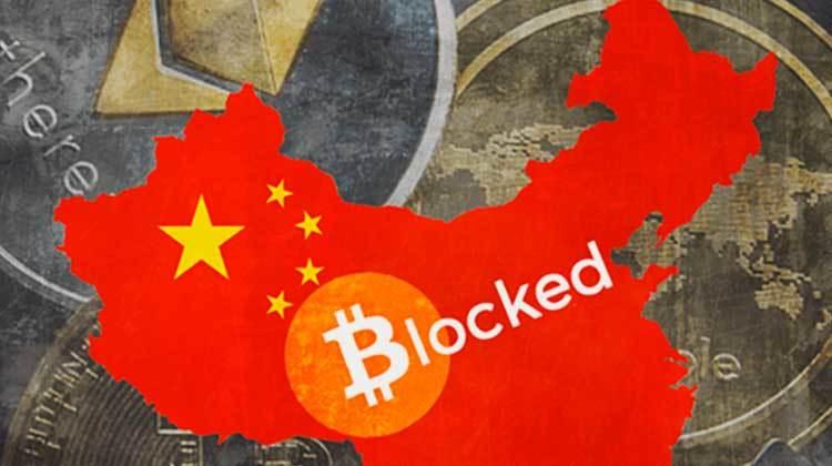 China bloquea más de 120 exchanges extranjeras
