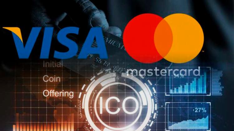 Mastercard y Visa arremeten contra las ICO