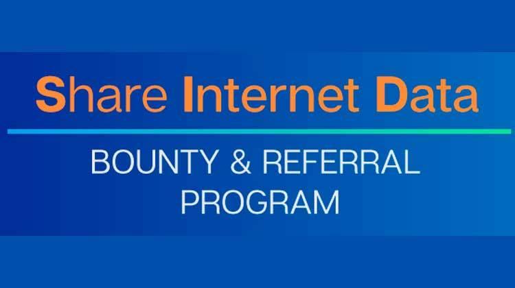 Nuevo Airdrop y Bounty de Share Internet Data (SID)
