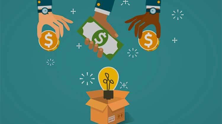 Metodos para recaudar fondos para un proyecto o startup