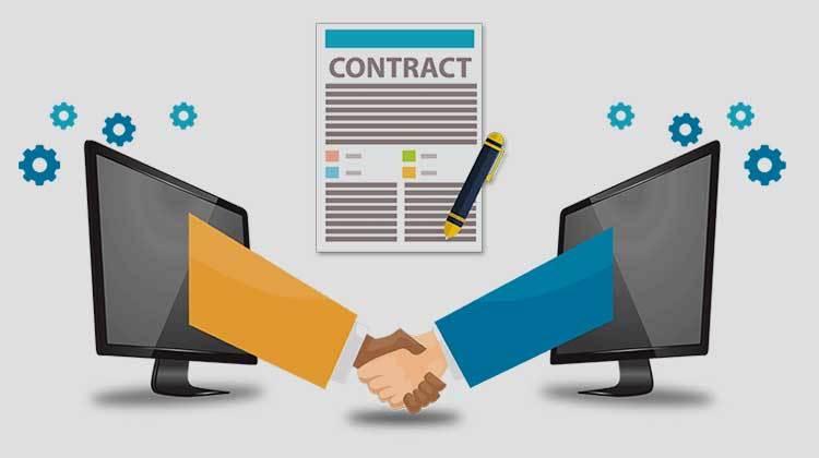 ¿Qué son los contratos inteligentes?