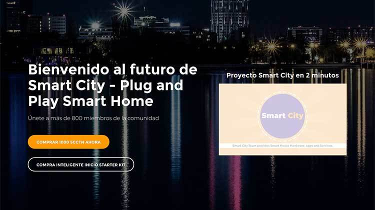 Review completa Smart City Coin